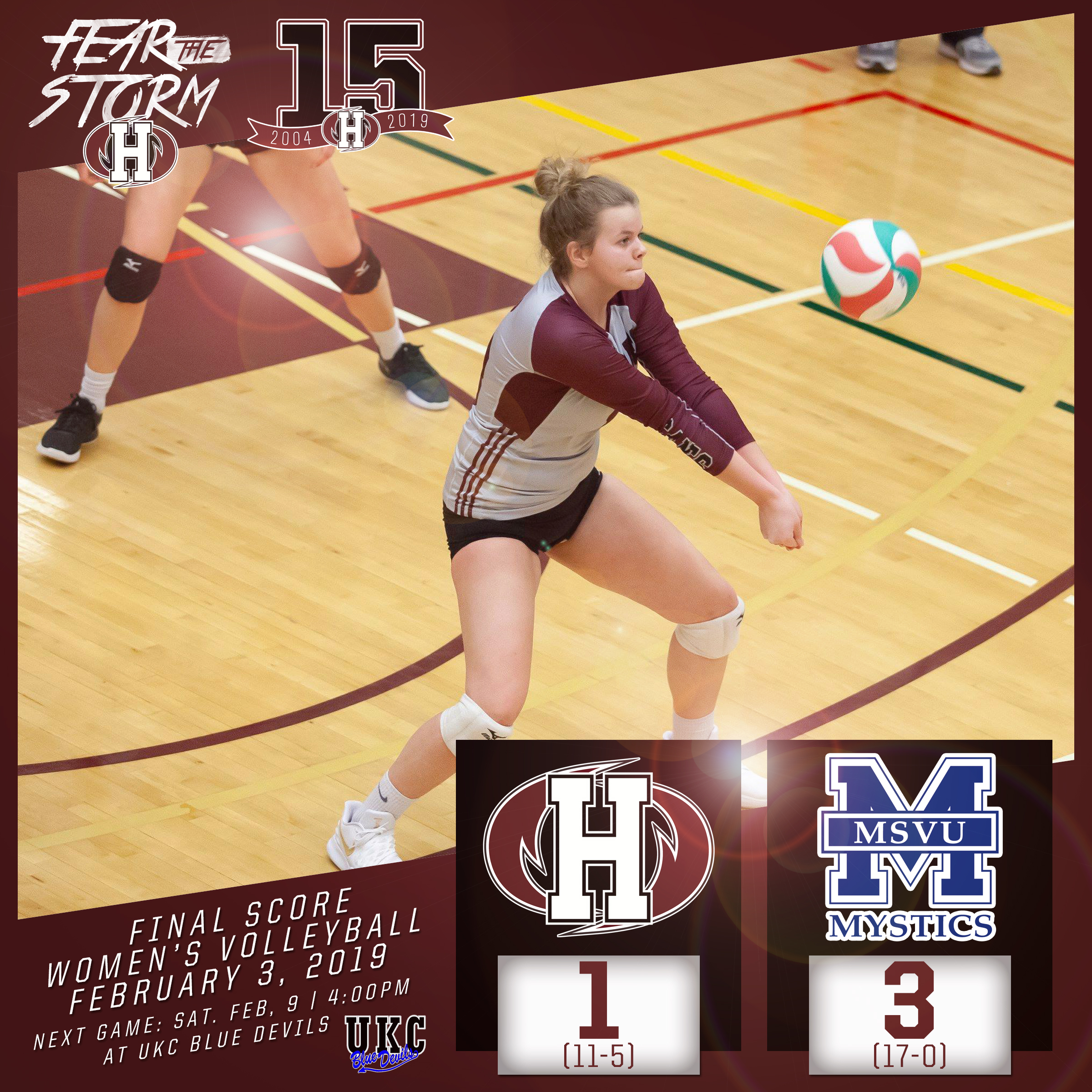 48702359e The Holland Hurricanes men's and women's volleyball teams were involved in  three exciting matches over the weekend in Atlantic Collegiate Athletic ...